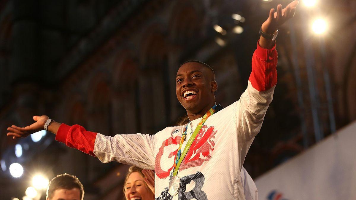 Lutalo Muhammad agonisingly missed out on taekwondo Olympic gold at Rio 2016