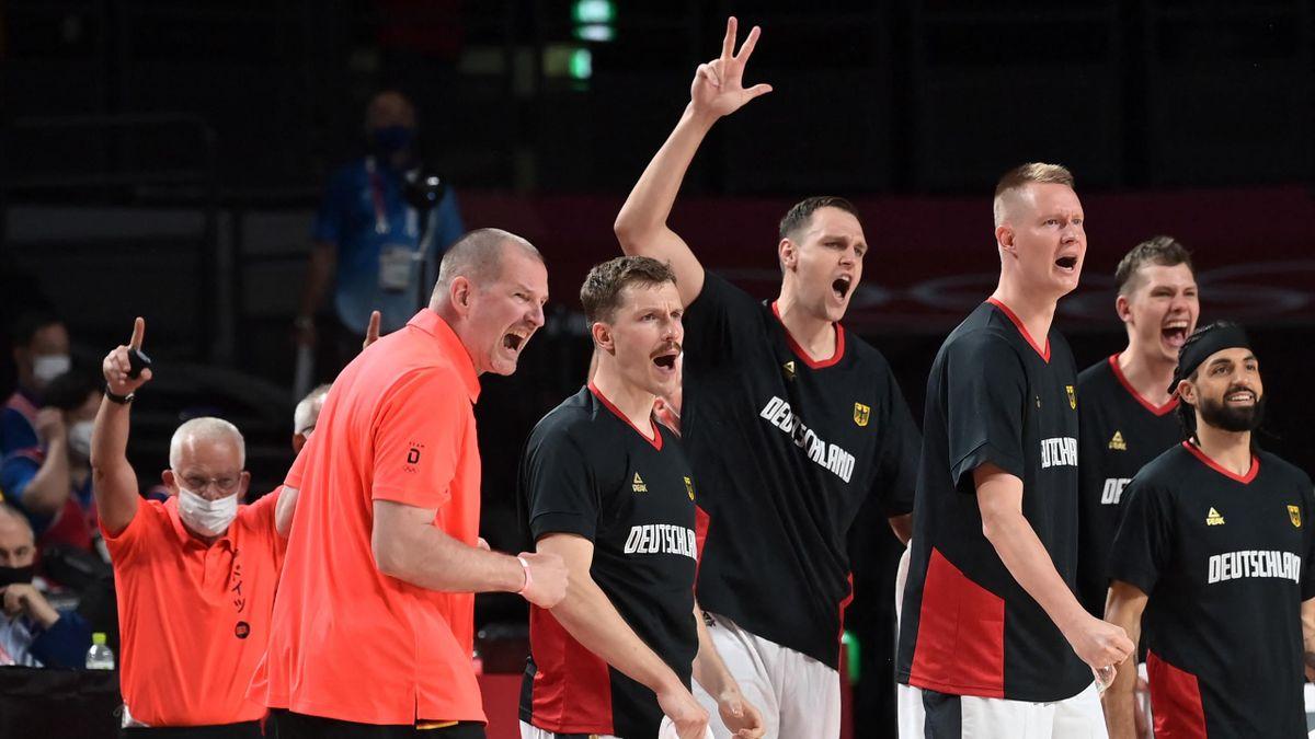 Henrik Rödl und die deutschen Basketball - Olympia 2021