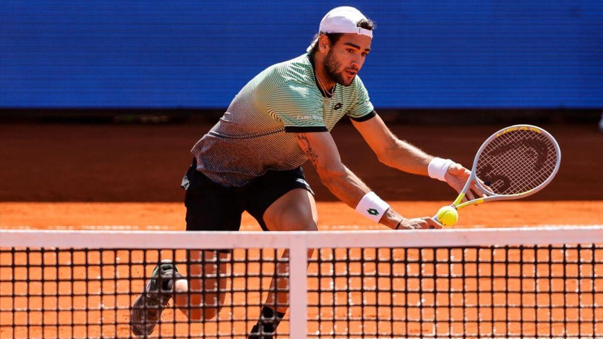 Matteo Berrettini - ATP Belgrado 2021