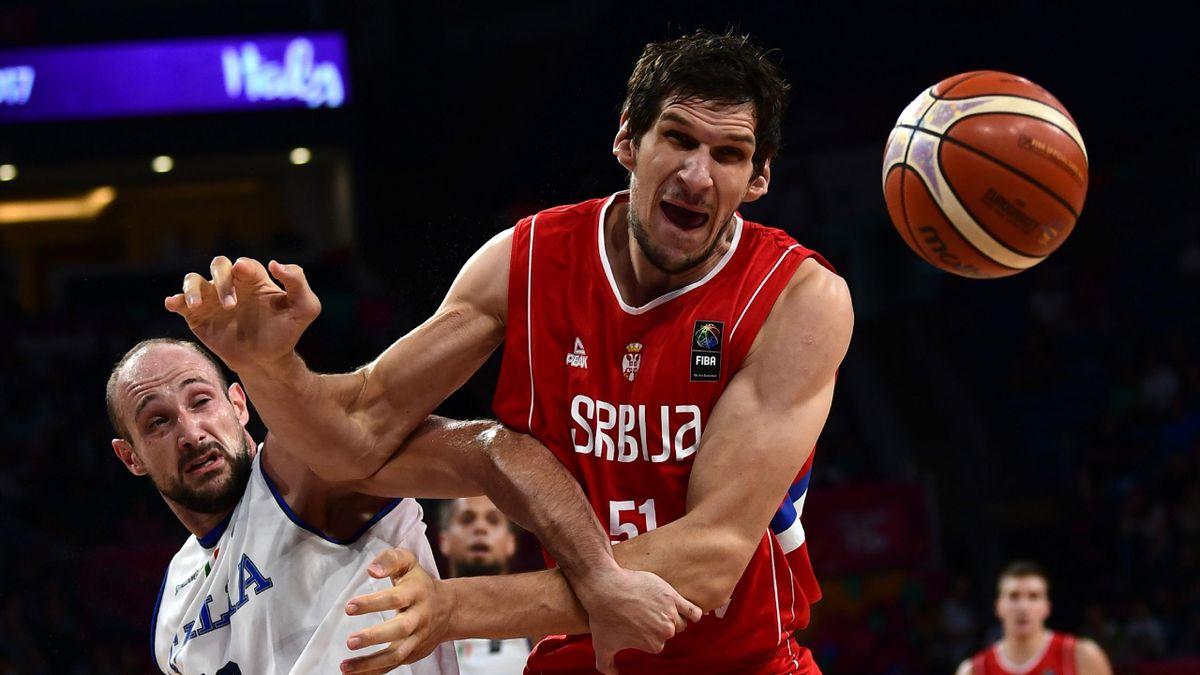 Boban Marjanovic, Serbia Eurobasket 2017