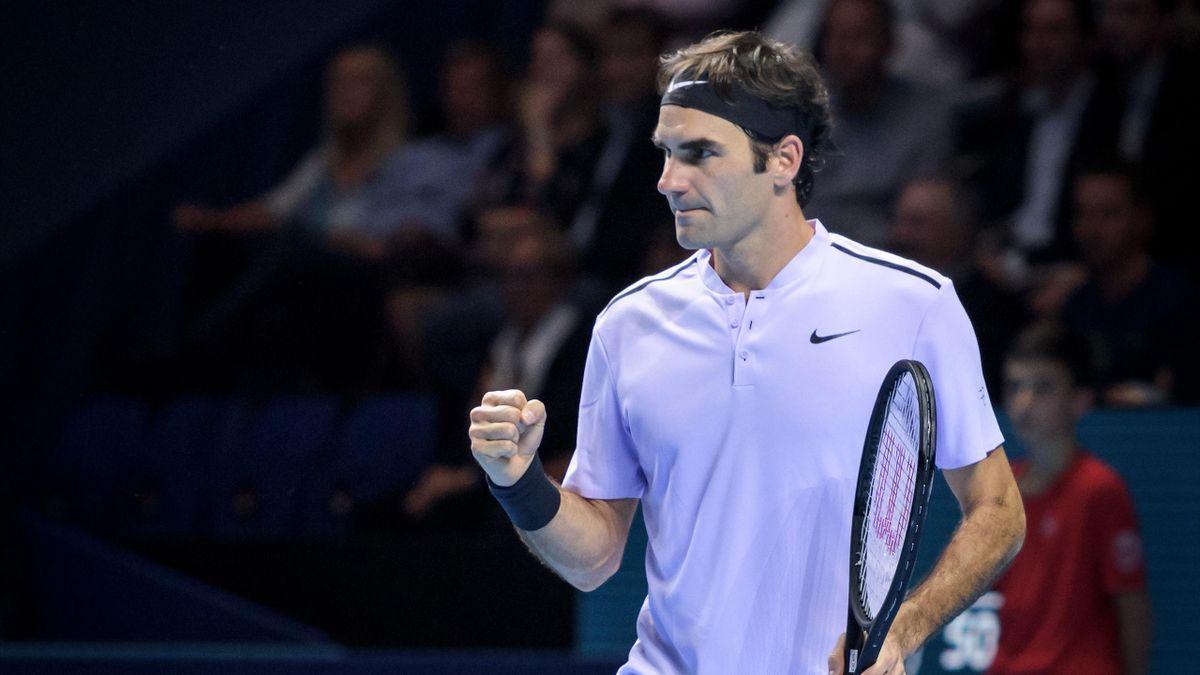 Roger Federer face à Juan Martin Del Potro en finale à Bâle