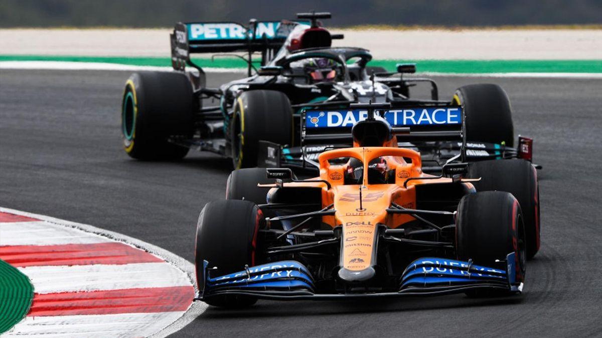 Fórmula 1, Sainz, Hamilton, Portugal