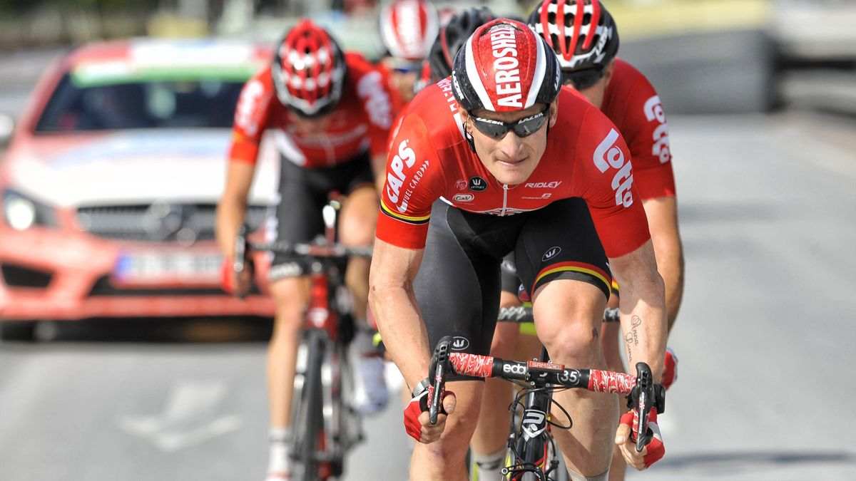 Lotto train steams Greipel to win on stage 3 in Turkey