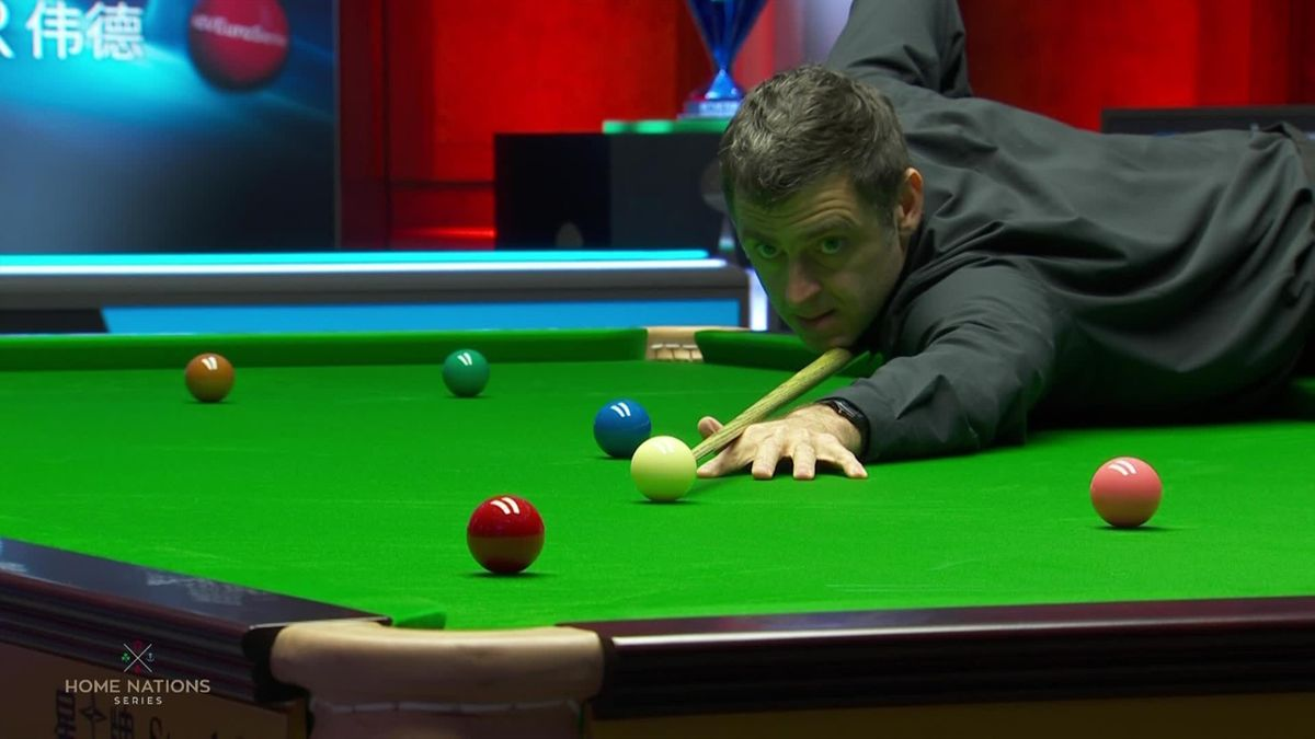 'It's a bit late!' – O'Sullivan leaves it too late to ask referee an important question