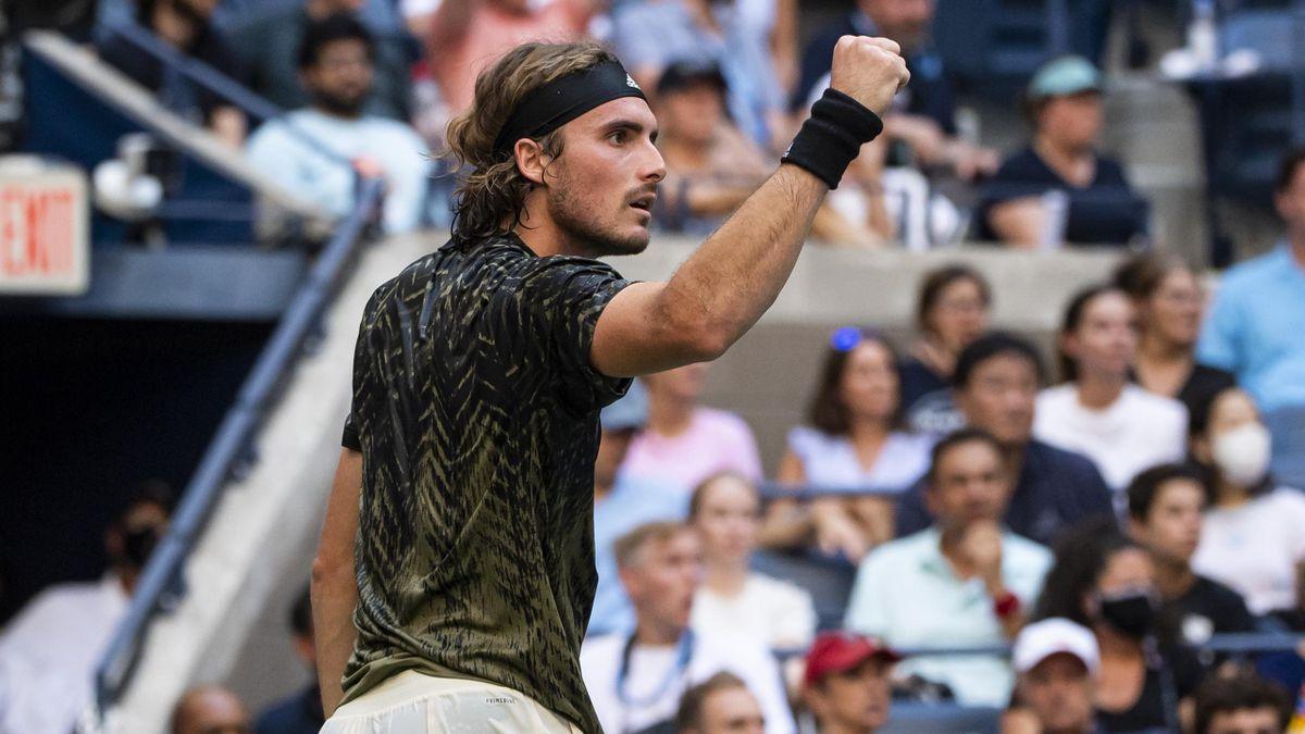 US Open: Stefanos Tsitsipas siegt erneut und trotzt heftiger Kritik von  Alexander Zverev und Andy Murray - Eurosport
