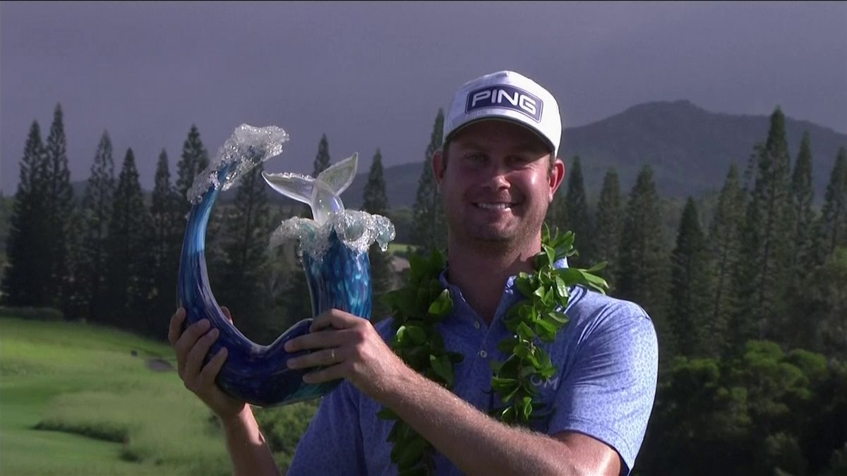 Golf : Patient English ends seven year PGA victory drought with TOC playoff win (SNTV)