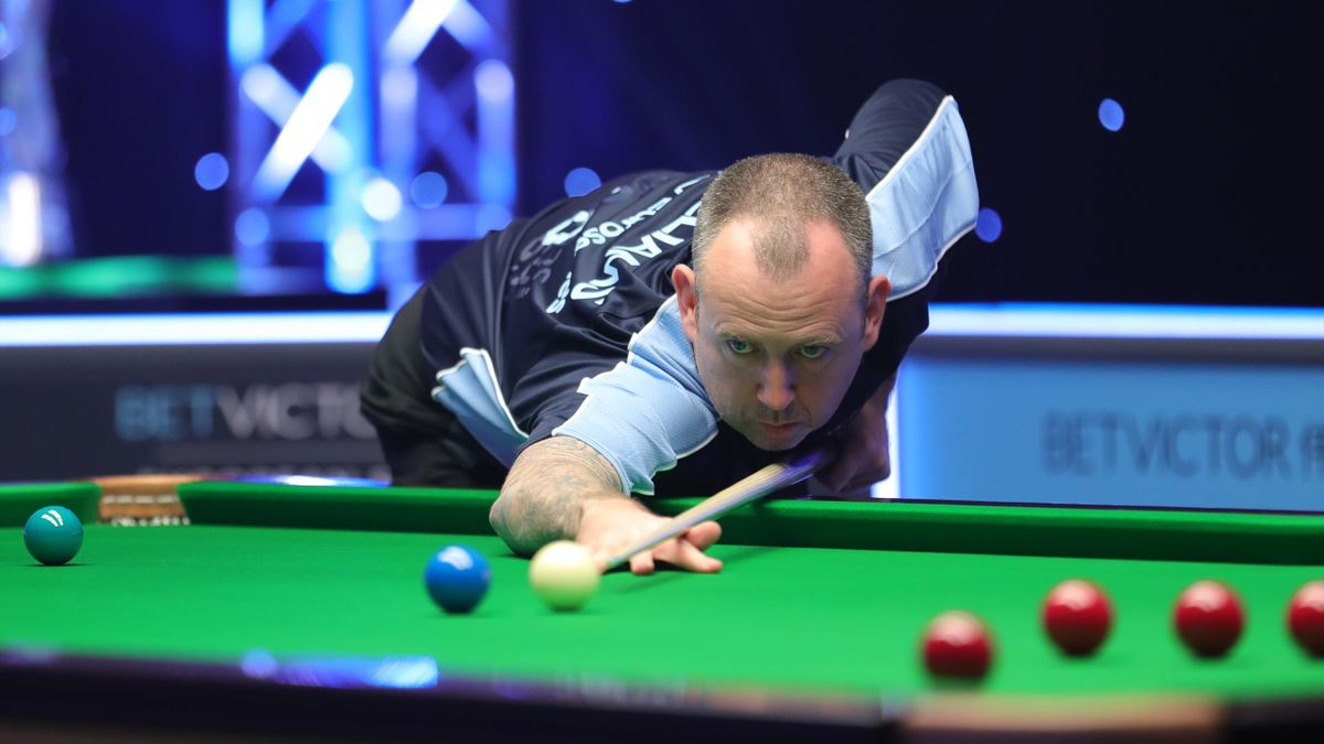 Mark Williams | Snooker Shoot Out