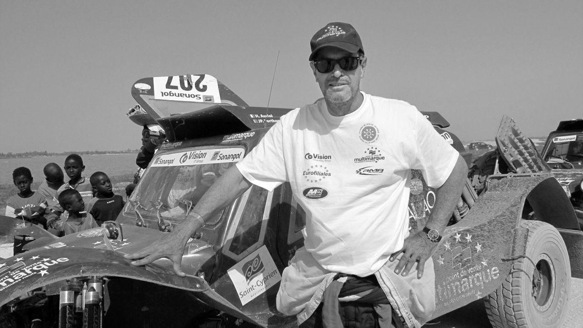 Trauer um Dakar-Legende Hubert Auriol