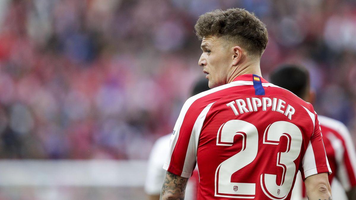 Kieran Trippier, jucătorul lui Atletico Madrid
