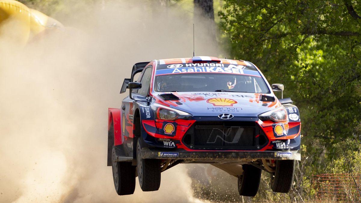 Sébastien Loeb en tête après les deux premières spéciales du rallye de Turquie