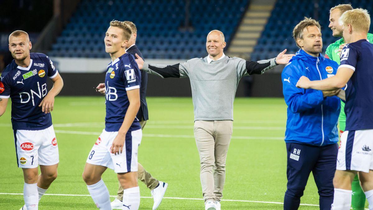 Henrik Pedersen Strømsgodset