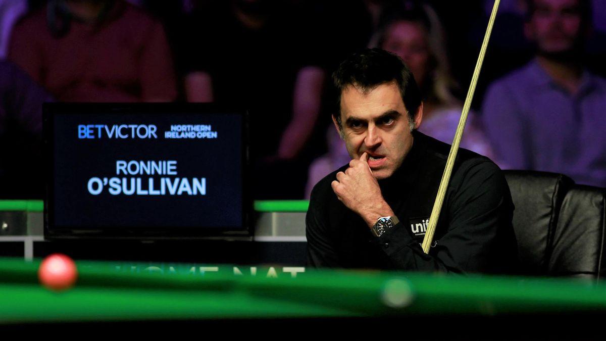 Ronnie O'Sullivan va fi prezent la Championship League, turneu transmis de Eurosport începând cu 1 iunie