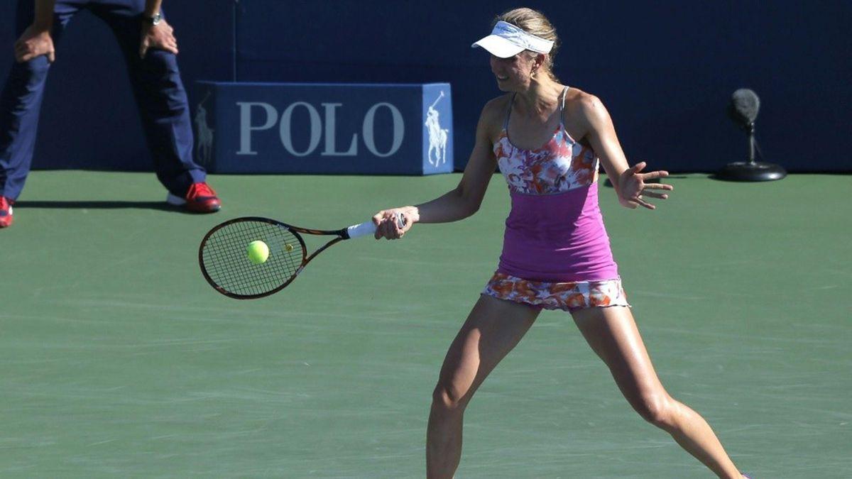 Mona Barthel steht in Seoul im Viertelfinale