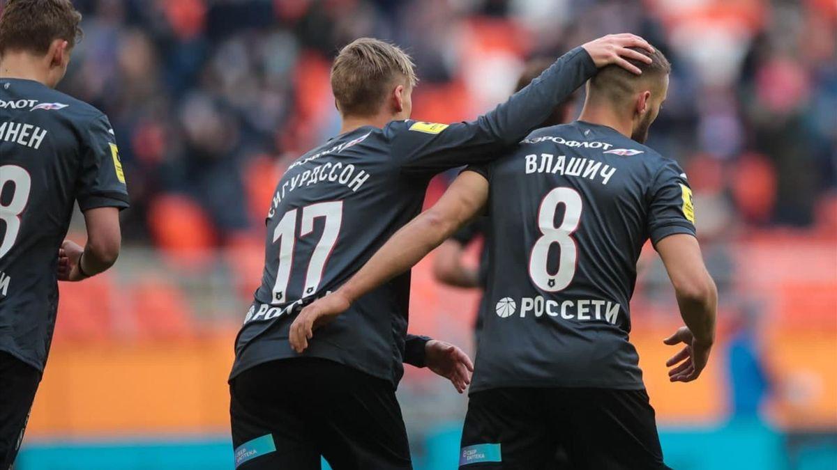 Эмиль Бохинен, Арнор Сигурдссон и Никола Влашич, ЦСКА
