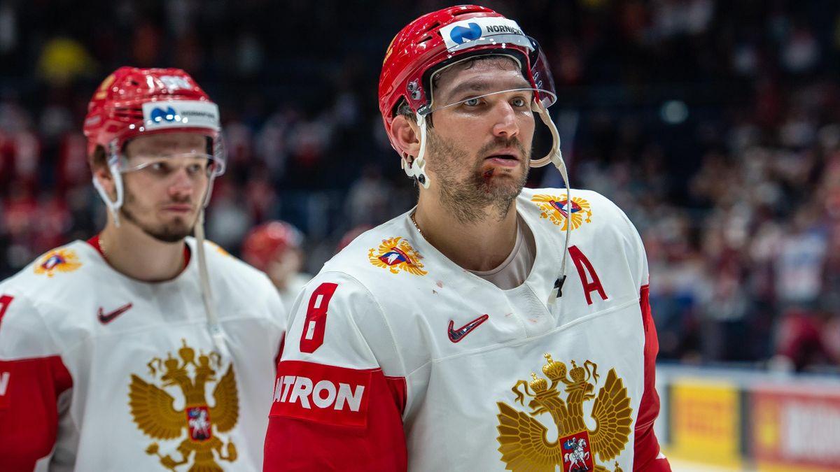 Александр Овечкин, Россия, ЧМ-2019