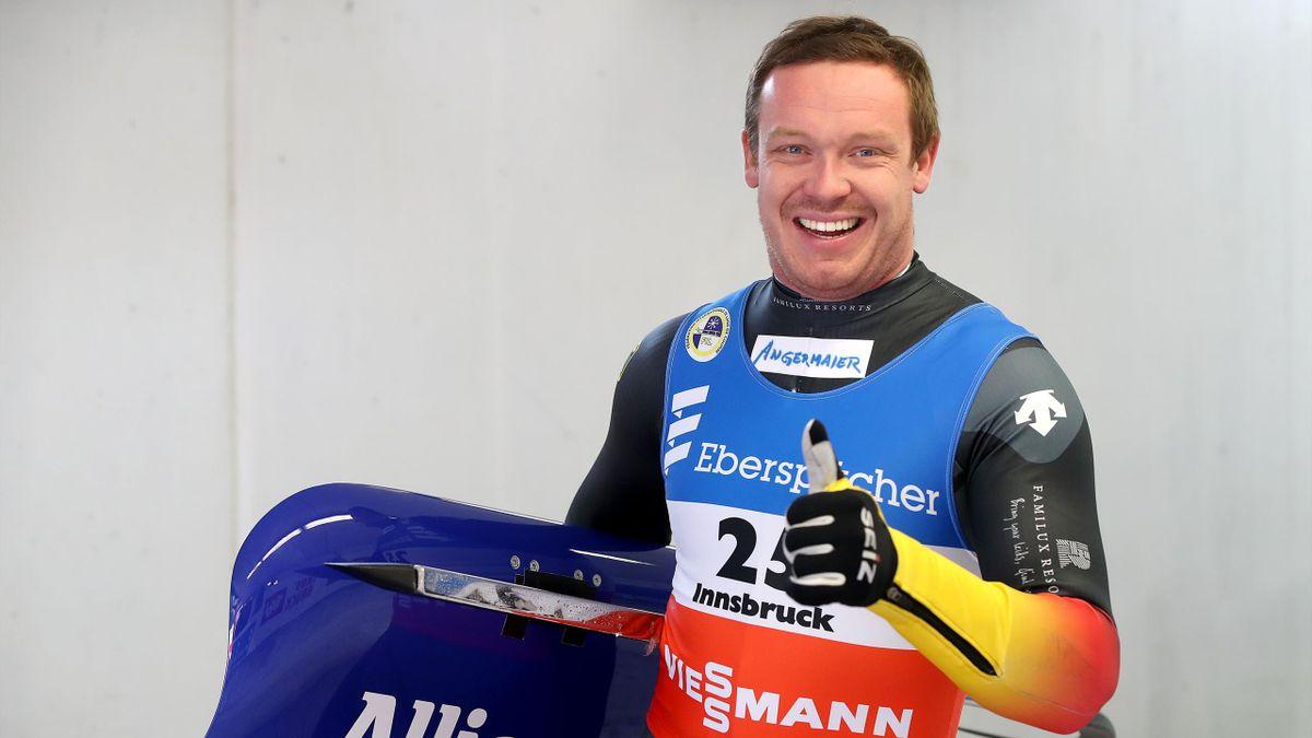 Felix Loch kann sich vorstellen auch bei den Olympischen Spielen 2026 noch teilzunehmen