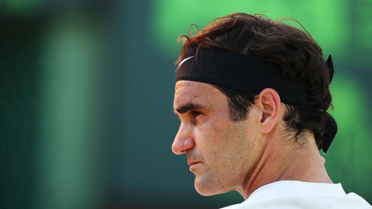 Roger Federer a subi une surprenante défaite face à Thanasi Kokkinakis