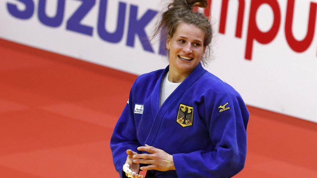 Anna-Maria Wagner holt die Goldmedaille in Kasan