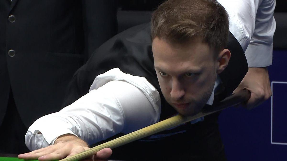 Snooker Open Yushan: Trump's break 144