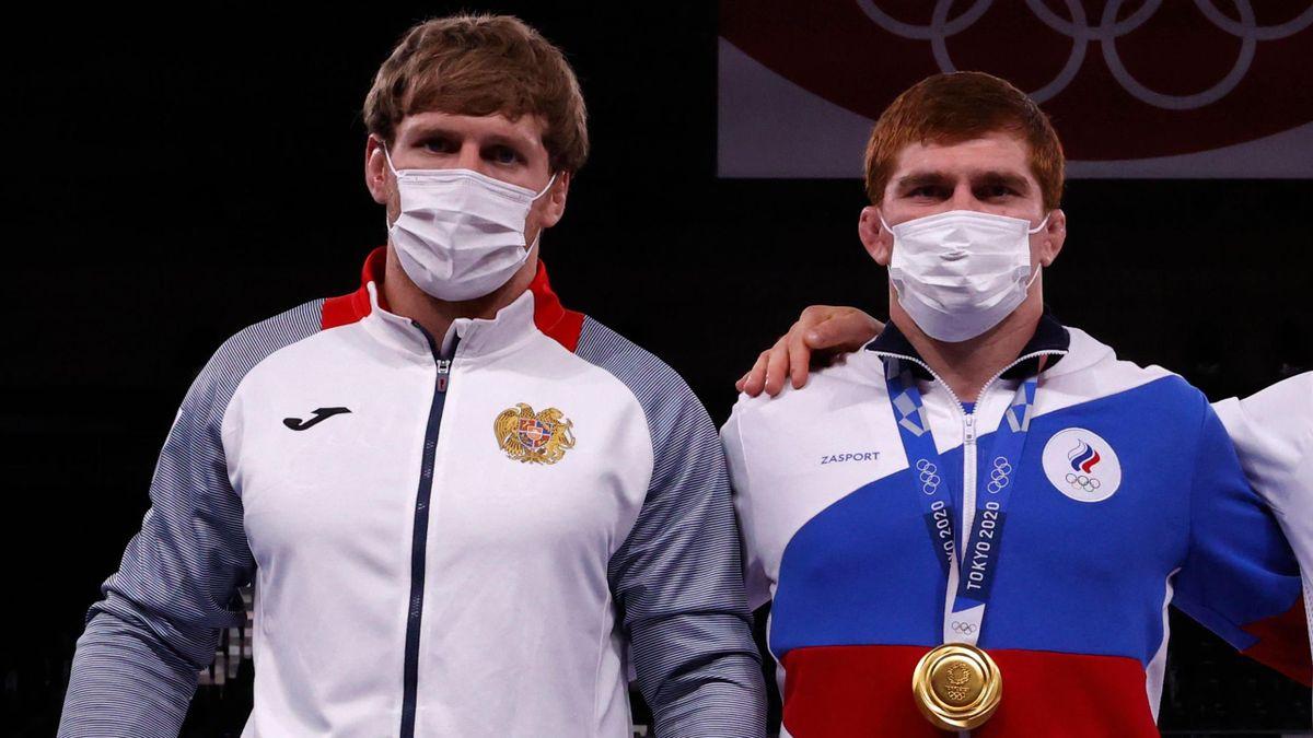 Алексанян и Евлоев