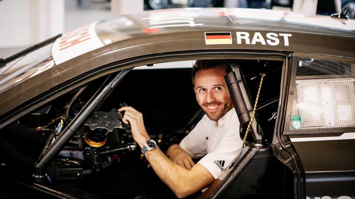 Germany's Rene Rast