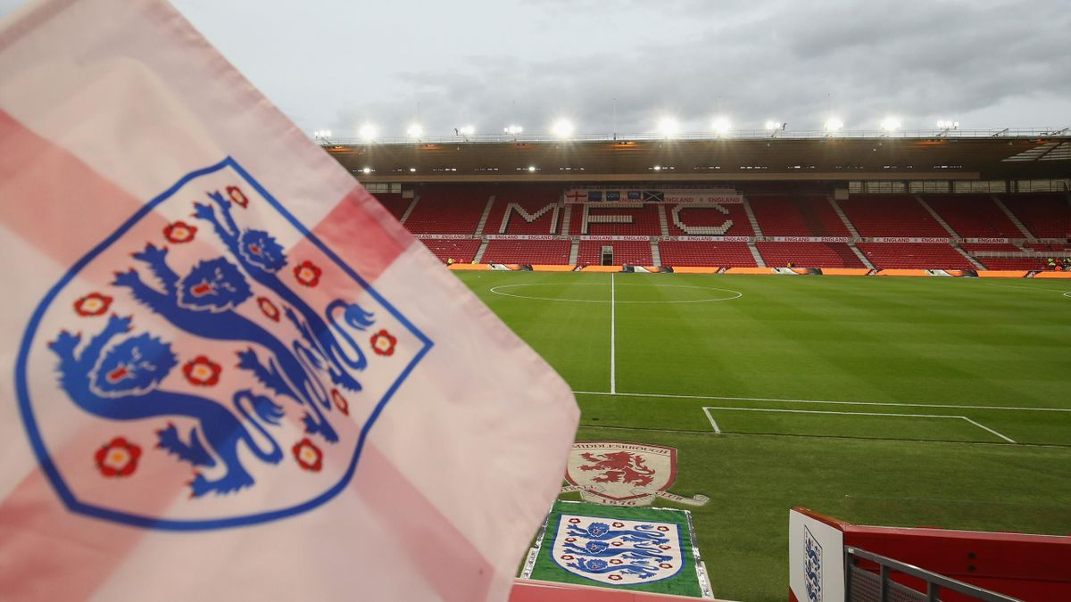 Middlesbrough's Riverside Stadium has previously hosted England fixtures