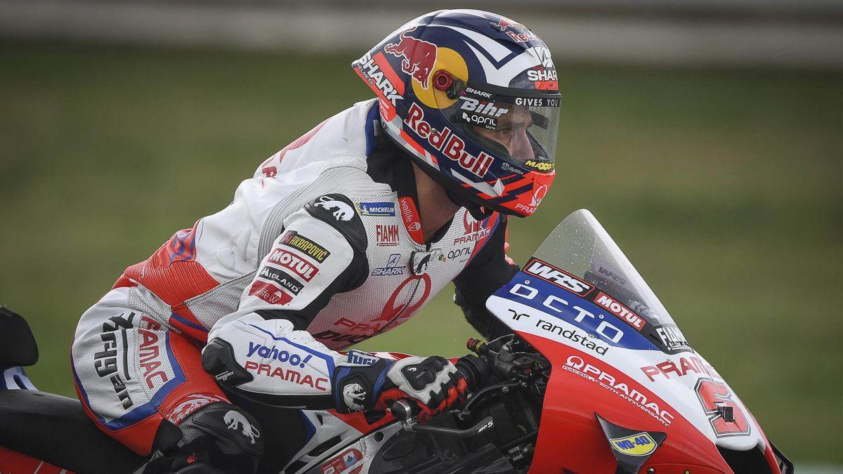Johann Zarco (Ducati Pramac) au Grand Prix de Saint-Marin 2021
