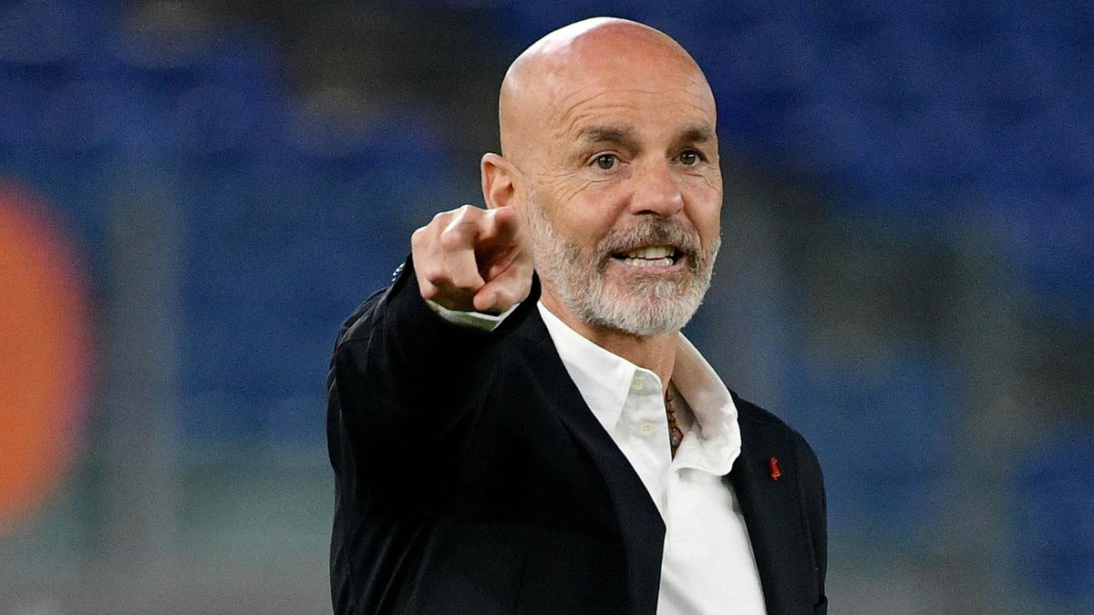 Stefano Pioli, Milan, Getty Images