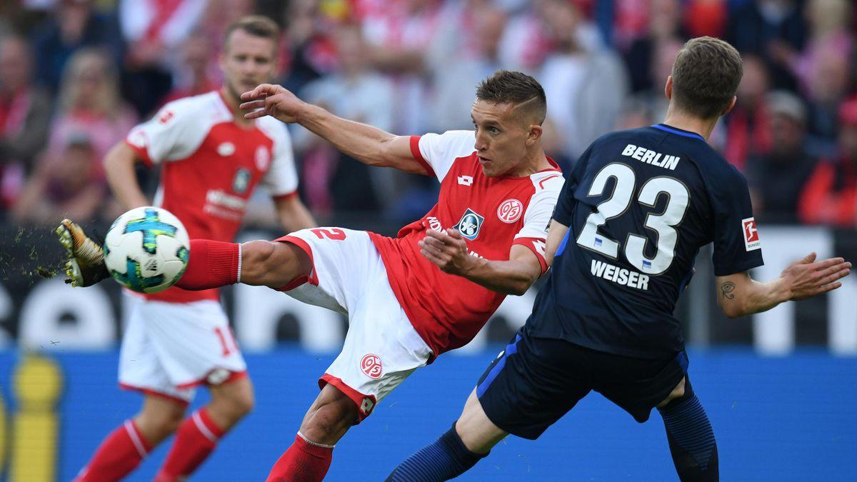 Mainz 05 Gegen Hertha Bsc