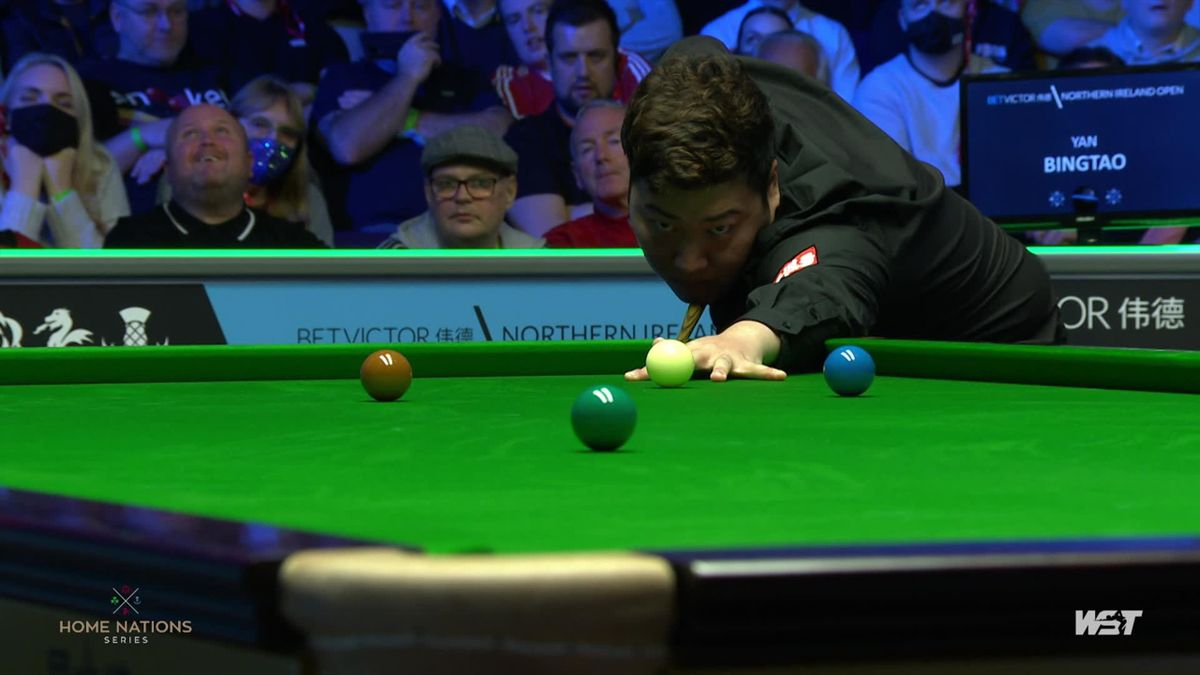 Northern Ireland Open   Vloek O'Sullivan duurt voort na vroege uitschakeling