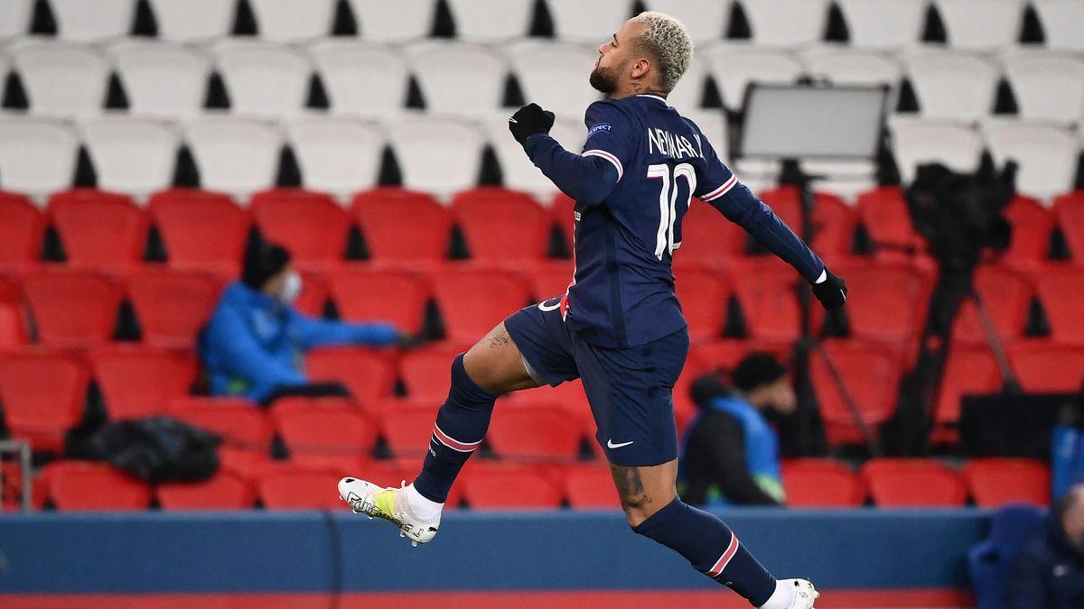 Neymar (PSG), exceptionnel face à Basaksehir