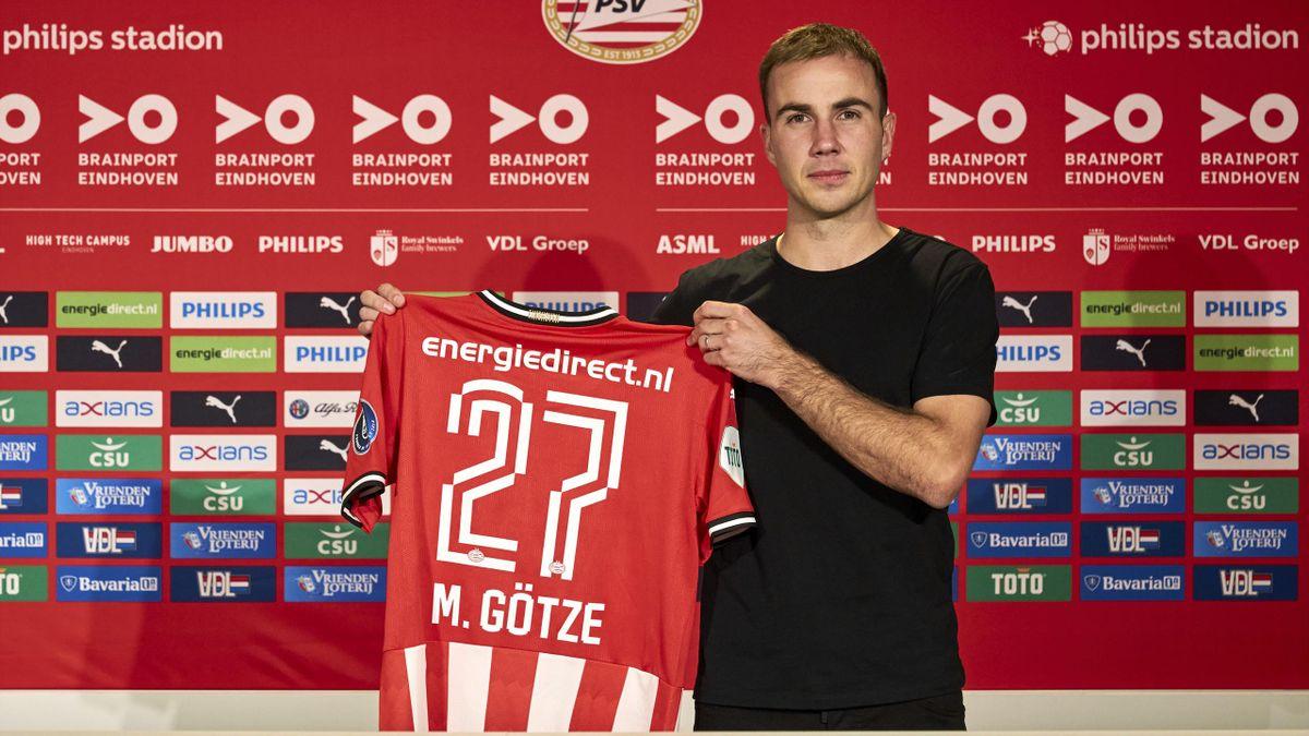Mario Götze - PSV Eindhoven