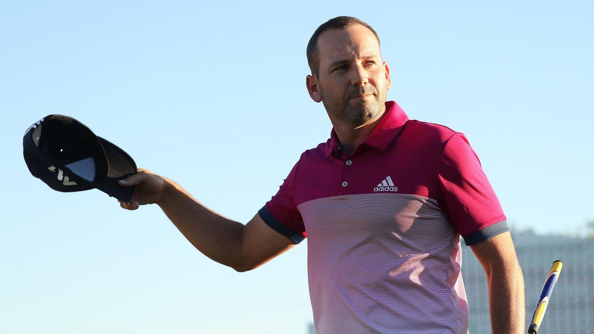 Sergio García - Master de Augusta 2017