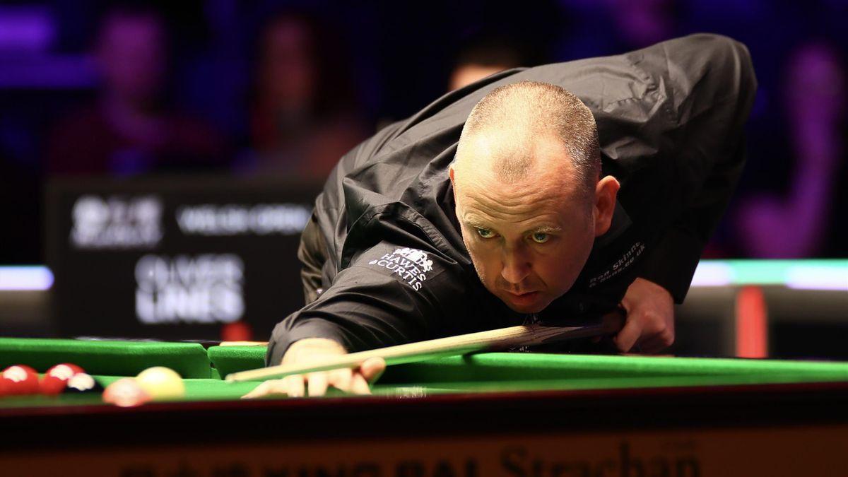 Mark Williams s-a calificat în turul secund la Mondialul de snooker