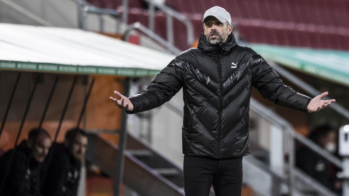 Marco Rose - Borussia Mönchengladbach