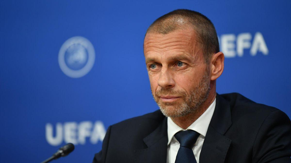 UEFA-Präsident Aleksander Ceferin schlägt eine einheitliche Transferperiode vor