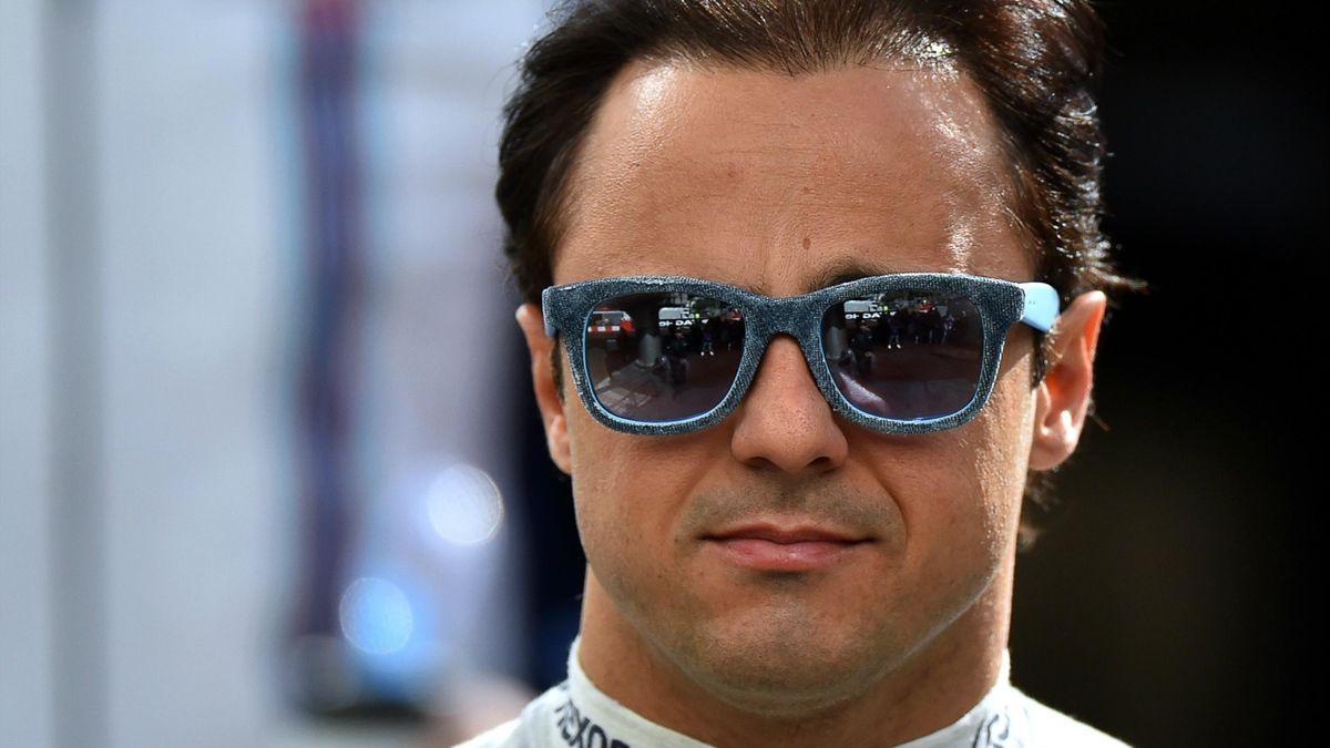 Felipe Massa (Williams) au Grand Prix de Monaco 2015