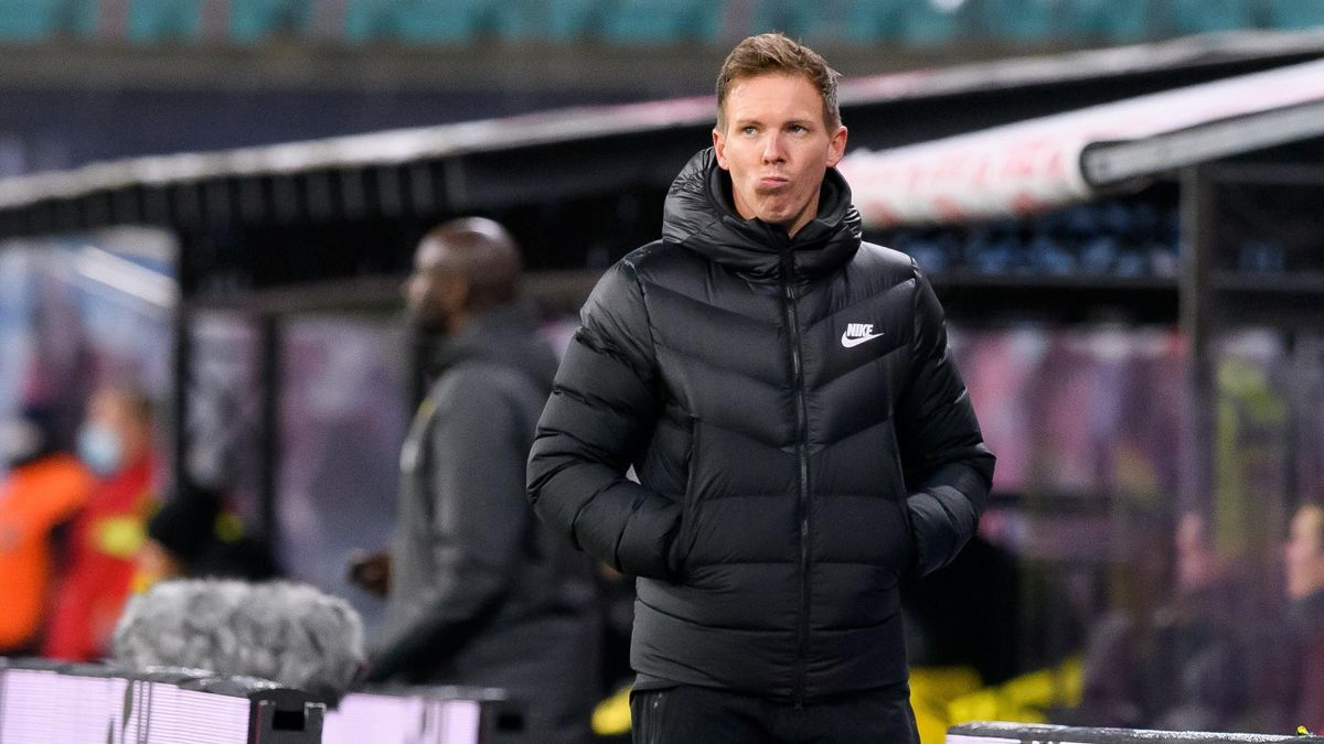 Julian Nagelsmann, RB-Coach