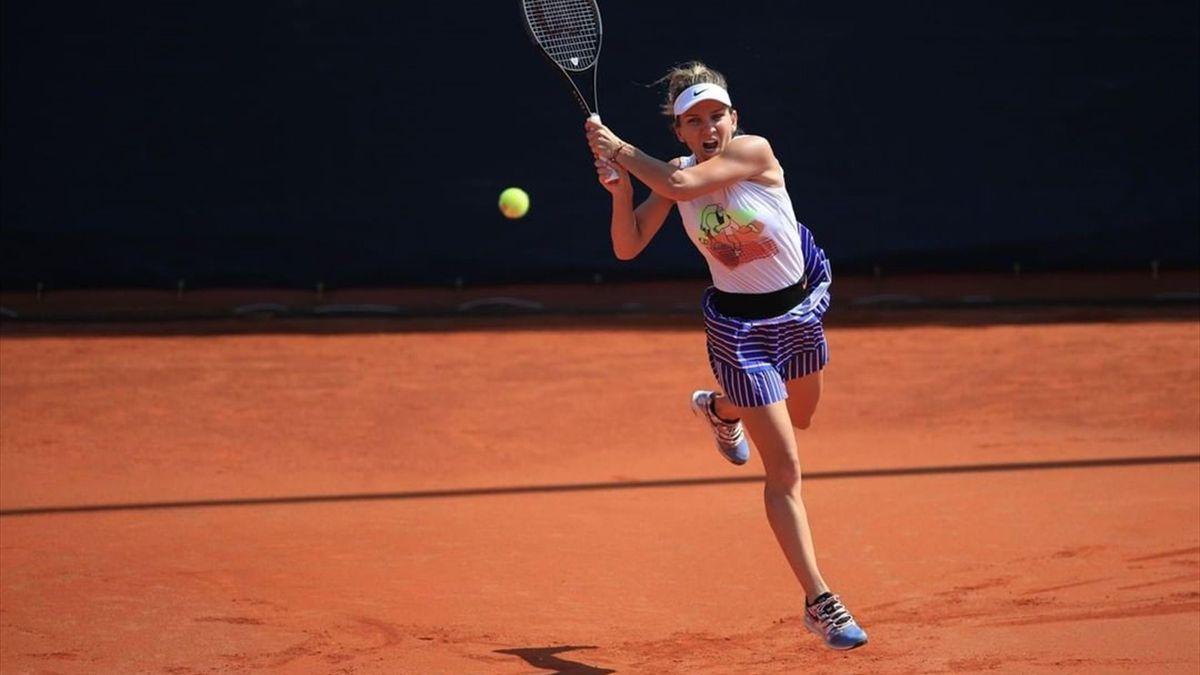 Simona Halep, în sferturile de finală de la Praga