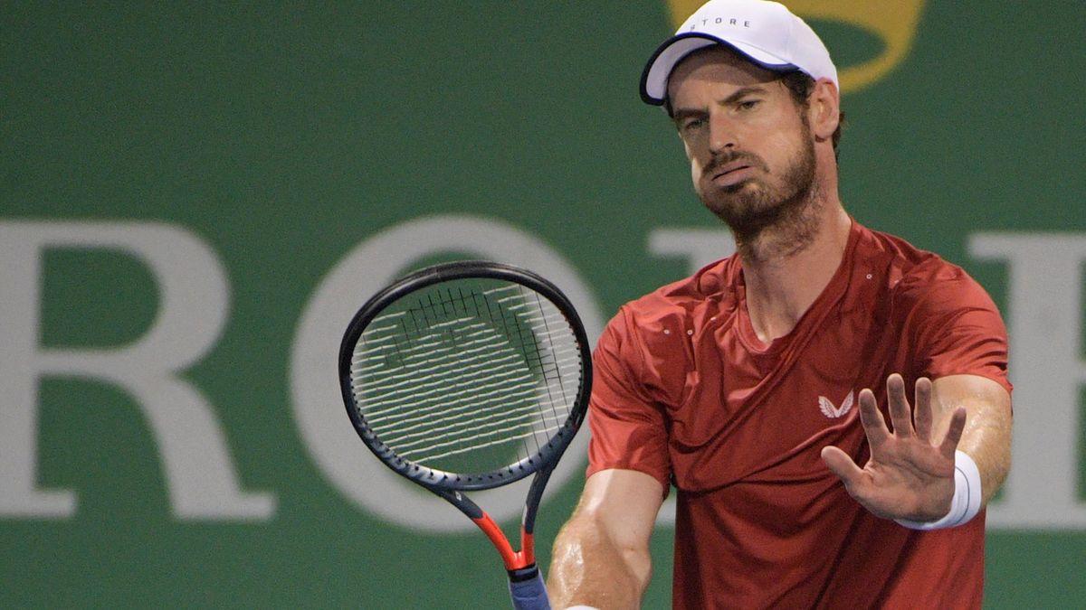 Andy Murray nach seiner Hüftoperation
