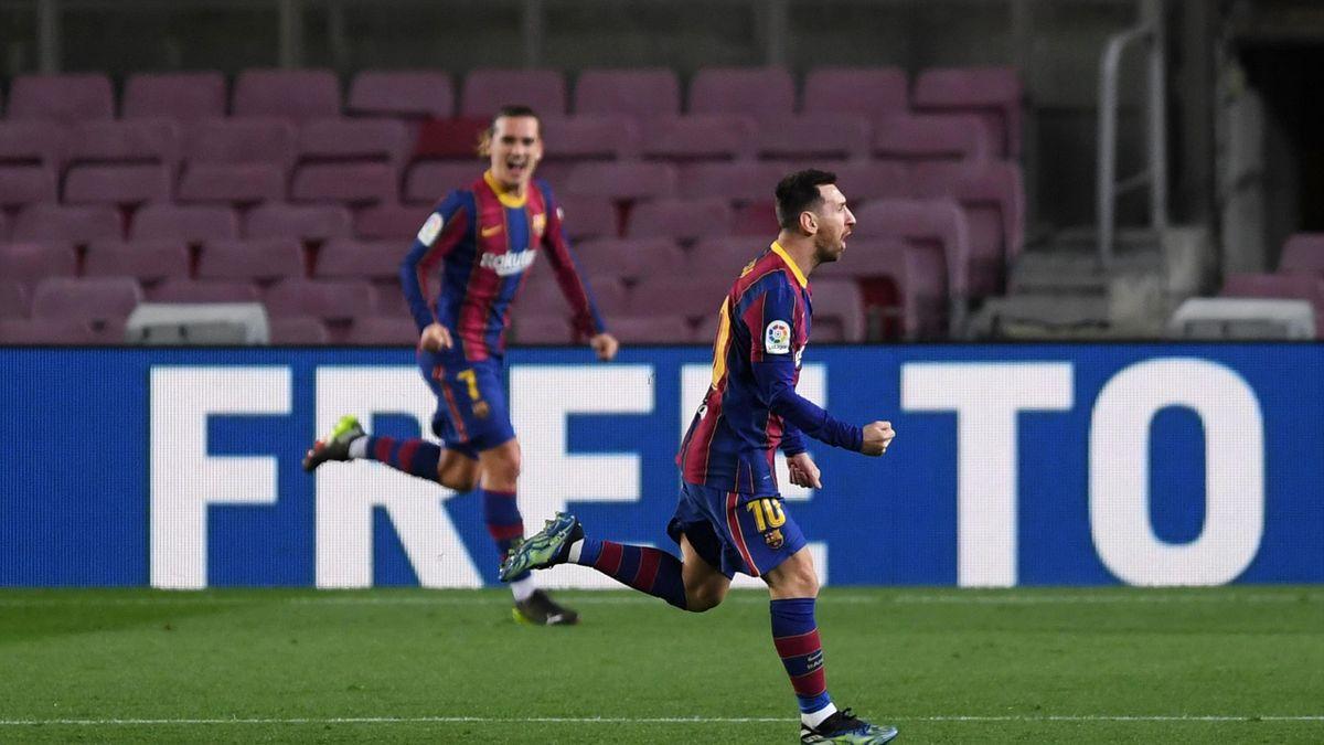 Lionel Messi, Barcellona-Athletic Bilbao