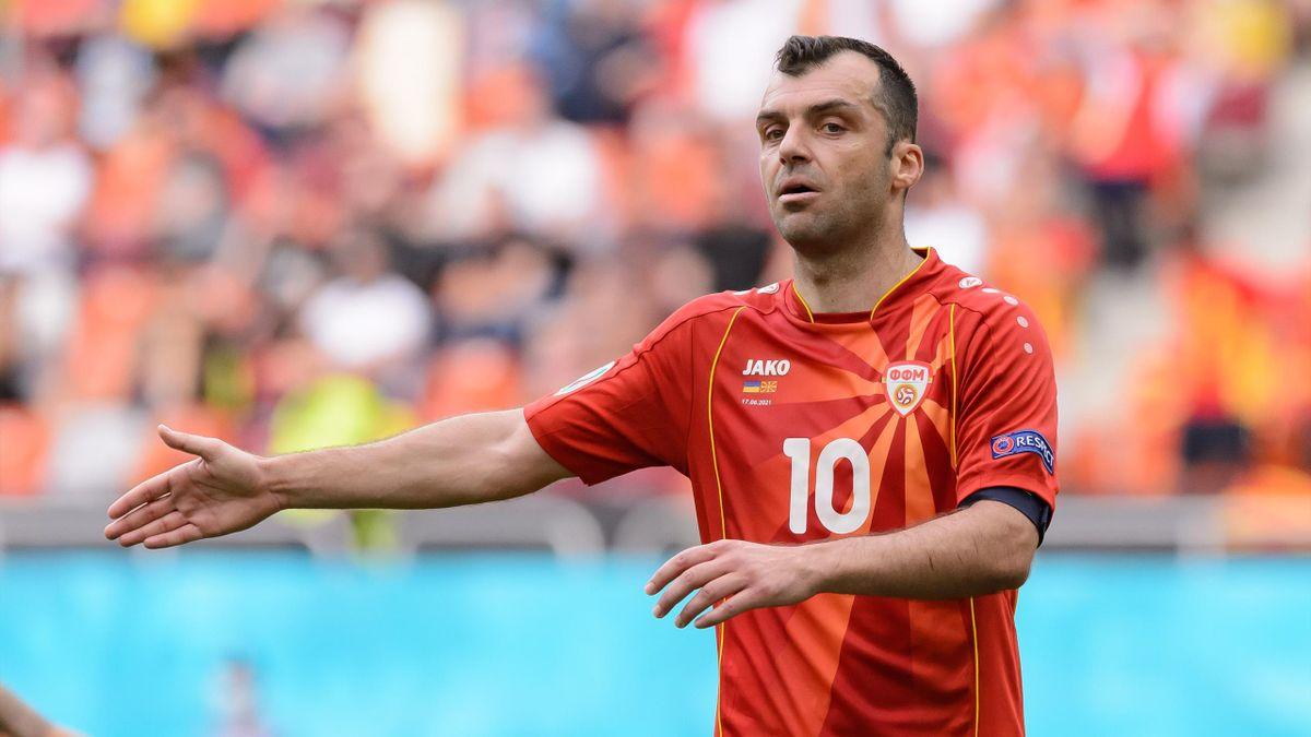 Wird nach der EM aus der Nationalmannschaft von Nordmazedonien zurücktreten: Goran Pandev