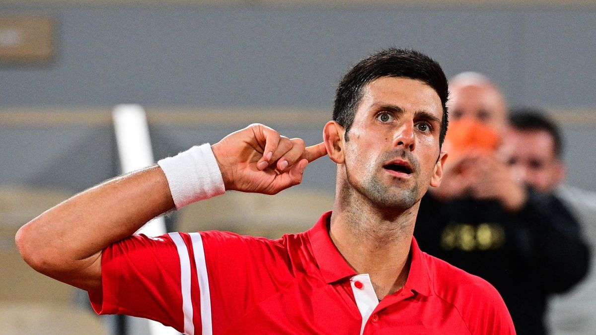 Novak Djokovic - Roland Garros 2021