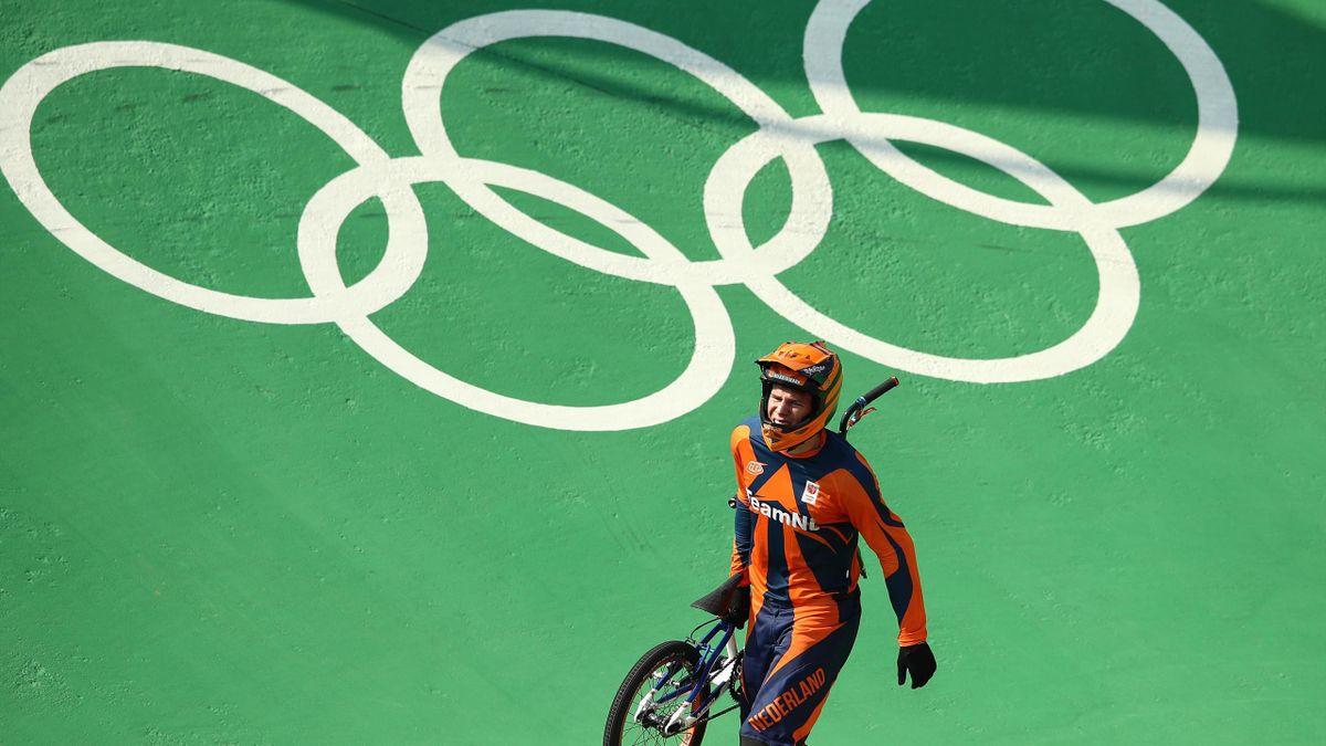 Niek Kimmann Olympics Rio 2016