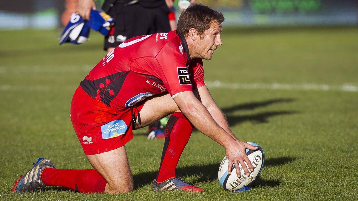 Jonny Wilkinson - Bayonne-Toulon - 23 février 2014