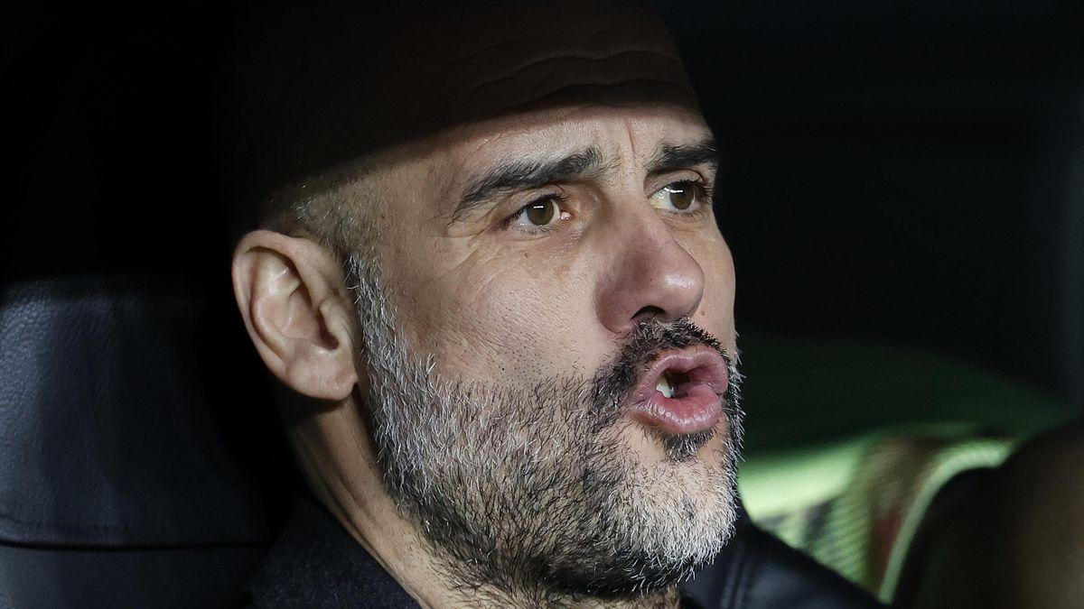 Хосеп Гвардиола, «Манчестер Сити»