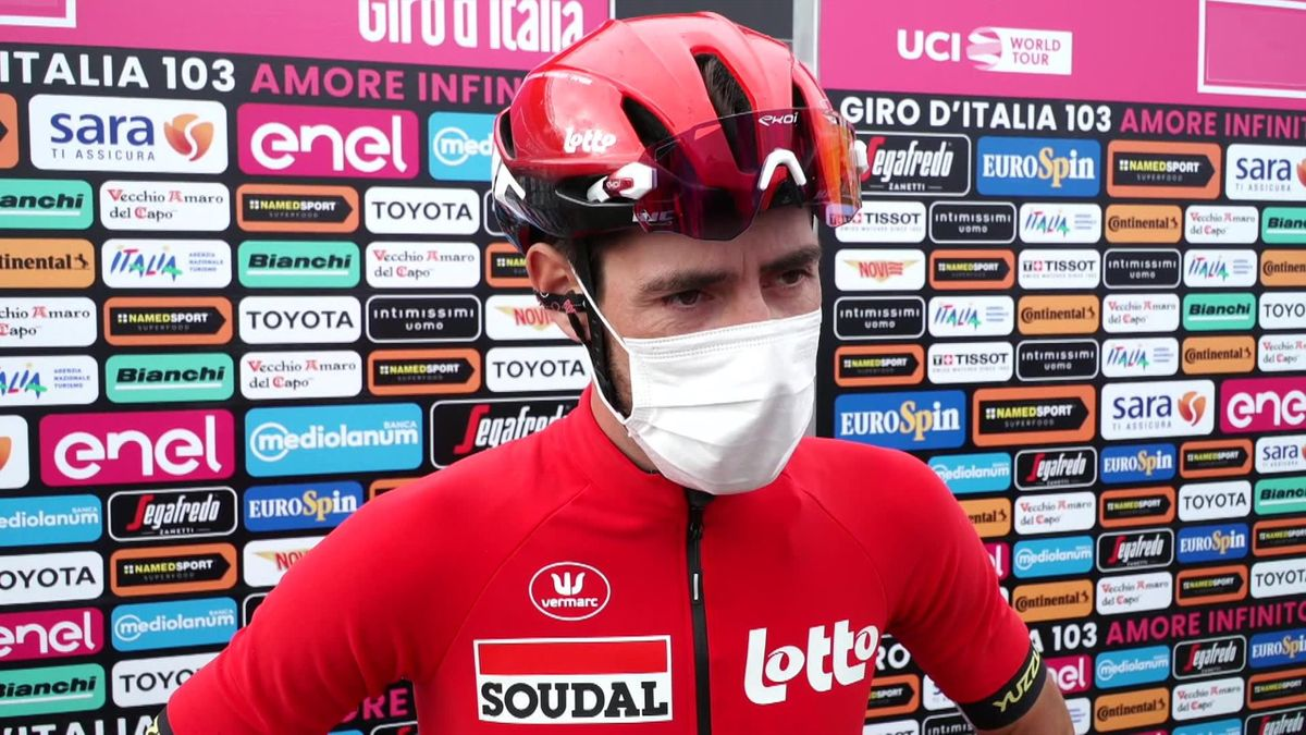 Giro Stage 9 - Interview Thomas De Gendt in English