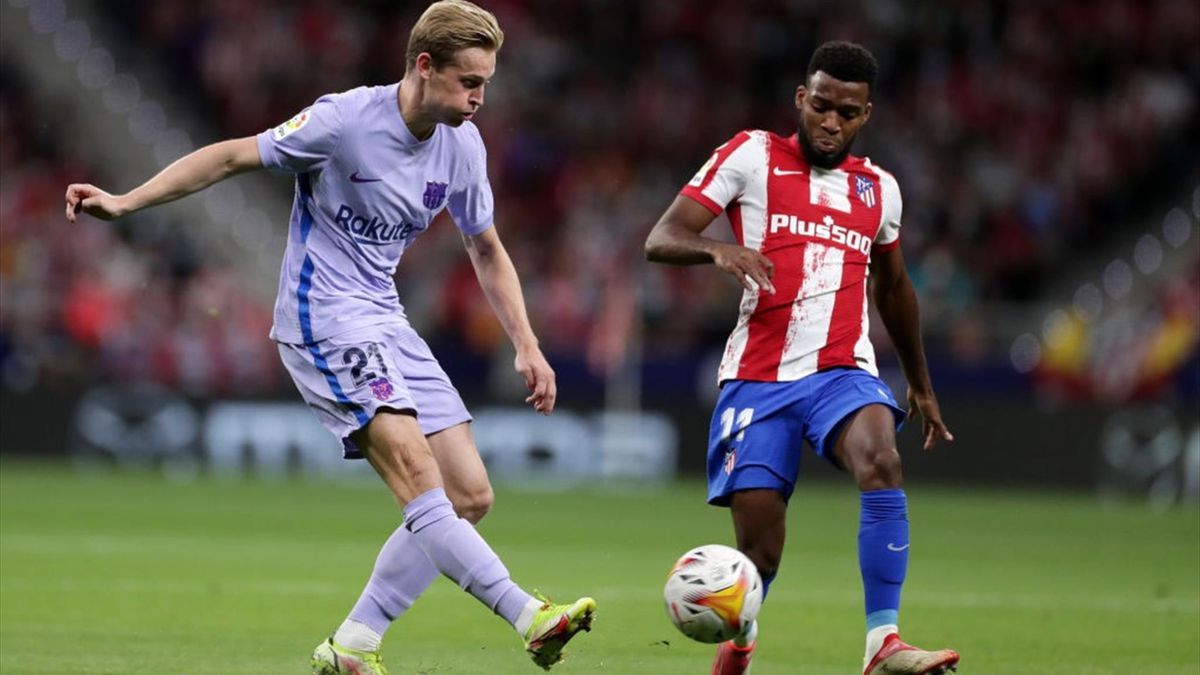 En directo online: Atlético Madrid-Barcelona - LaLiga jornada 8 - Temporada  2021/2022 - Eurosport