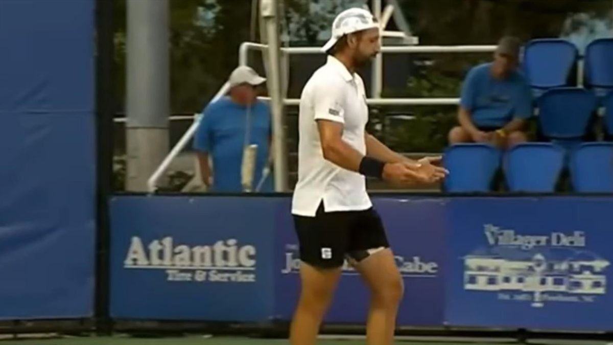 Tennys Sandgren (ATP Challenger Cary 2021)