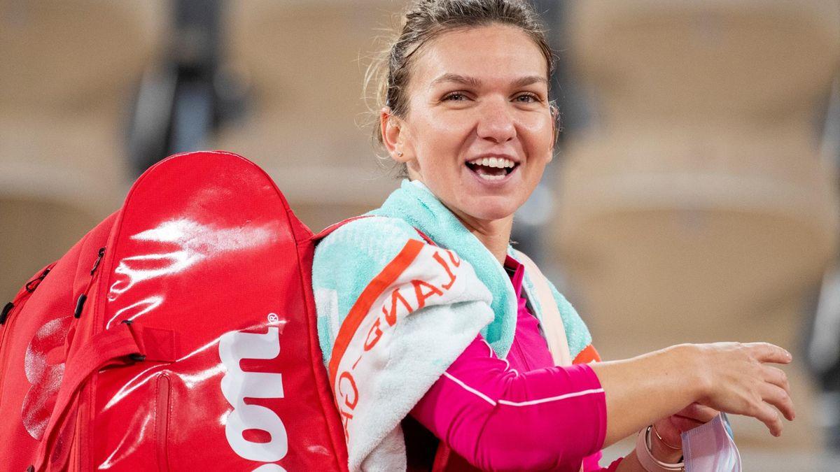 Simona Halep Roland Garros 2020